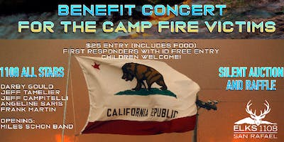 Benefit Concert for Camp Fire Victims