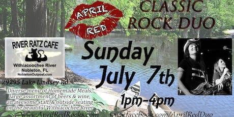 April Red Rockin' River Ratz Cafe in Nobleton! tickets