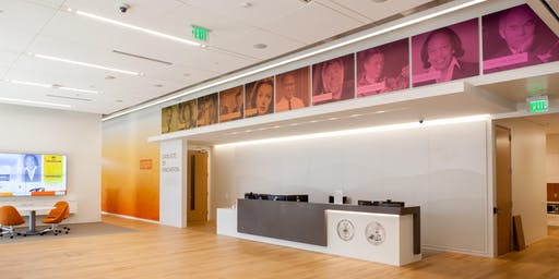 Tour the Silicon Valley U.S. Patent and Trademark Office - December 2019