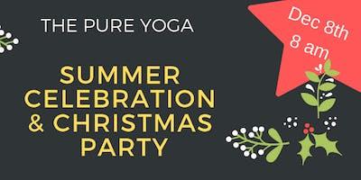Summer Celebration & Christmas Party