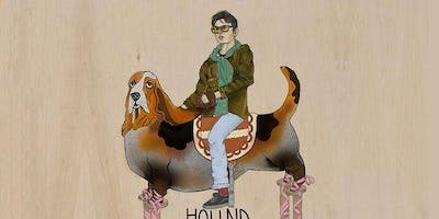 Hound Tall Podcast with Moshe Kasher and guests Michael Ian Black, Andy Kindler and more @ Swedish American Hall