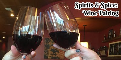 Khom Fai Presents: Spirits and Spice Wine Pairing Event ft. Ted Ross