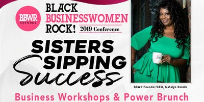 Sisters Sipping Success BBWR 2019 Conference