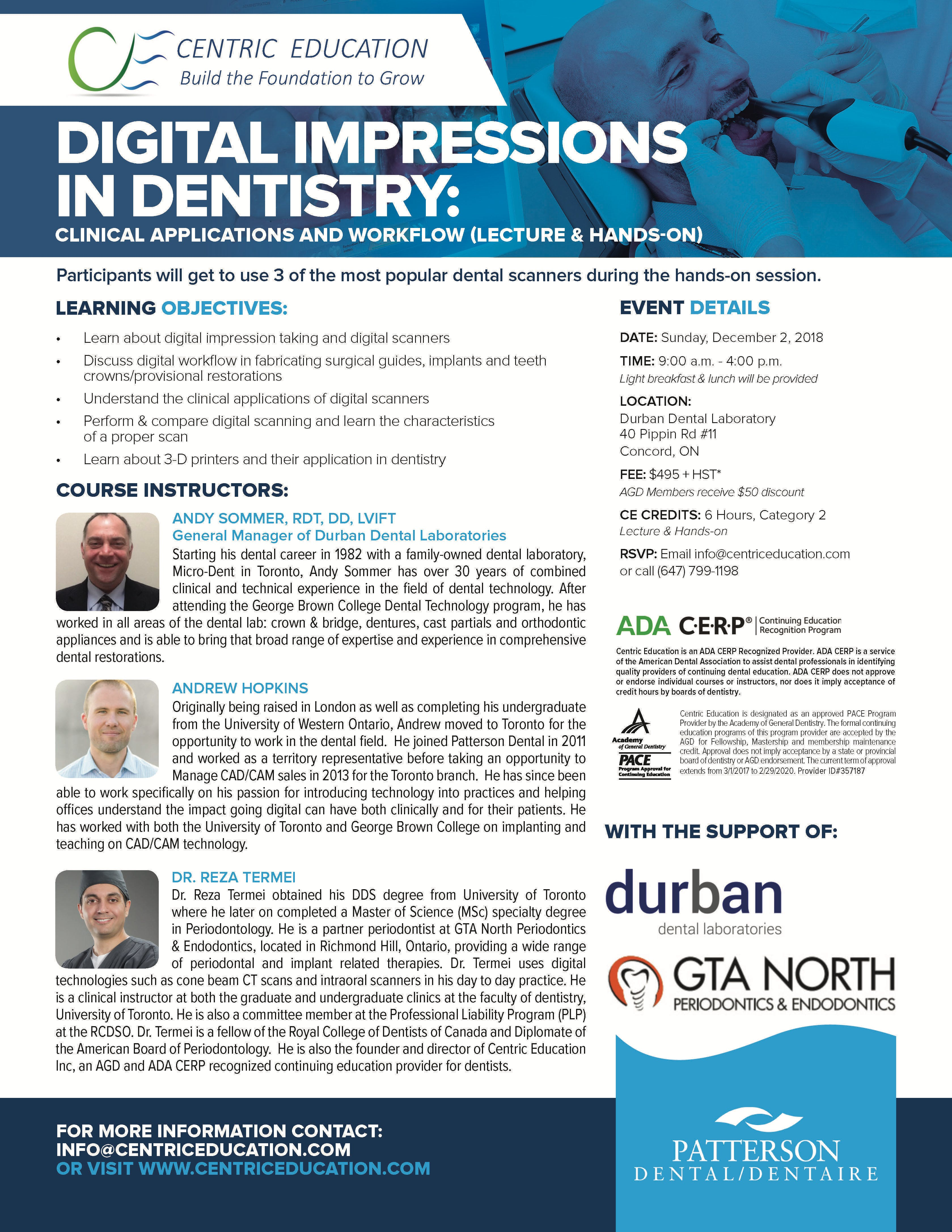 Digital dentistry events in the City  Top Upcoming Events for
