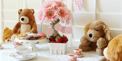 (SOLD OUT)Teddy Bear Tea Party - Newport News