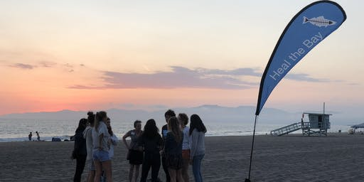 Heal the Bay Volunteer Orientation 2019