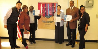 Verbal Assassins - Toastmasters Meeting (Holiday Special)