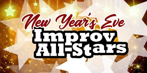 NEW YEARS EVE with Improv All-Stars: Interactive, Clean Comedy Games