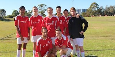 Ermington United - Melrose Park Community Cup