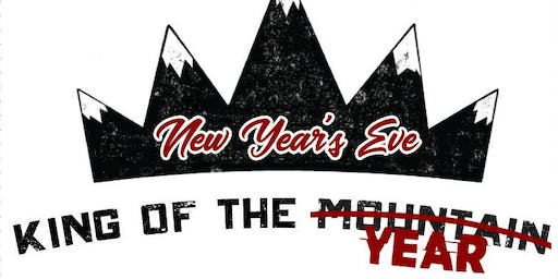 King of the Year: All-Star Competitive Improv Games (NYE Edition)