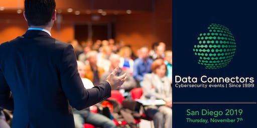 Data Connectors San Diego Cybersecurity Conference 2019