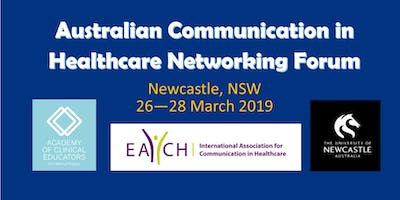 Australian Communication in Healthcare Networking Forum