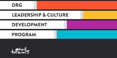 DRG Leadership & Culture Development Program - Session 1