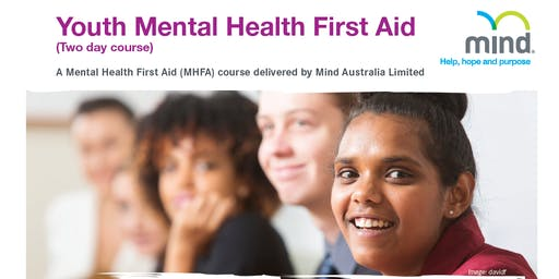 Youth Mental Health First Aid - Two Day Course