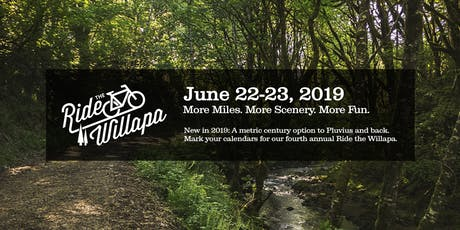 Ride The Willapa 2019 tickets