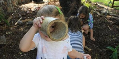 Wild Child Gardens: Design for Backyard Nature Play with Tamsin Scott tickets