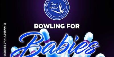 Zeta Phi Beta Sorority, Inc., Kappa Xi Zeta Chapter: Bowling for Babies