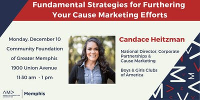 Fundamental Strategies for Furthering your Cause Marketing Efforts