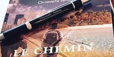 Dédicace roman Le Chemin