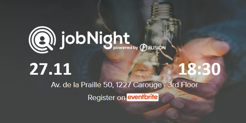 Job Night: The expertise of hiring and getting hired