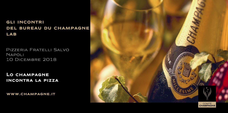 Gli Incontri del Bureau du Champagne LAB, Nap