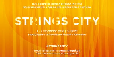 Strings City - Quartetto Garzia, Horvath, Righele, Alcoforado