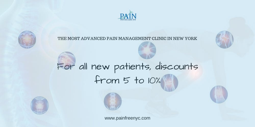 Discount From Pain Physicians Ny Tickets Wed Jun 5 2019 At 900