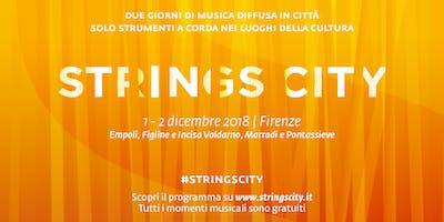 Strings City - Virtuoso per 14 violoncelli