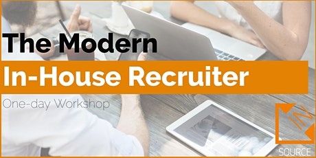 The Modern In-House Recruiter (ONSITE DELIVERY) tickets