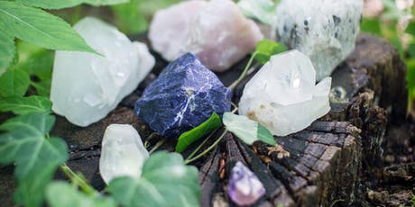 Learn how to use Crystals for Self Healing - a beginner workshop tickets