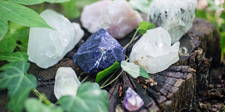 How to use Crystals for Self Healing Workshop tickets