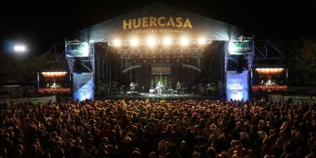 HUERCASA COUNTRY FESTIVAL 2019 en Riaza, Segovia entradas