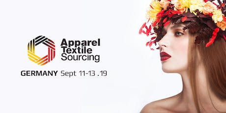 NEW Apparel Textile Sourcing Germany | #1 Modehersteller B2B-Sourcing-Plattform 2019 Tickets