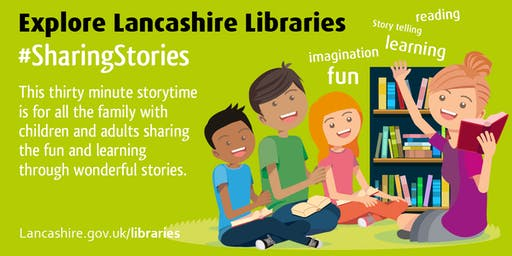 Sharing Stories (Burnley Campus)