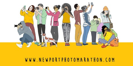 The 2019 Newport Photomarathon tickets
