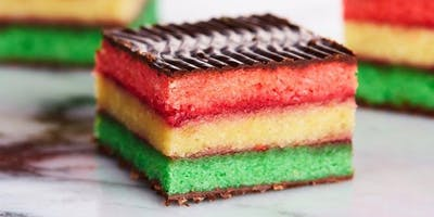 Make your own Traditional Italian Rainbow Cookies at Soule\
