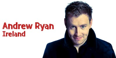 English Stand Up Comedy with Irishman Andrew Ryan