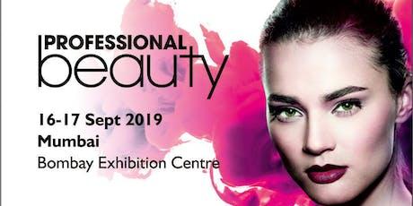 Professional Beauty Mumbai 2019 tickets