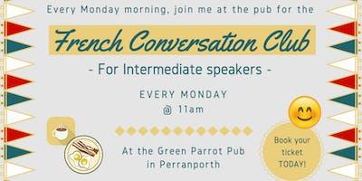 French Fun Conversation Club Perranporth (Beginners & Intermediate)