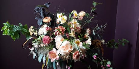 Autumn Vase Arrangement Workshop tickets