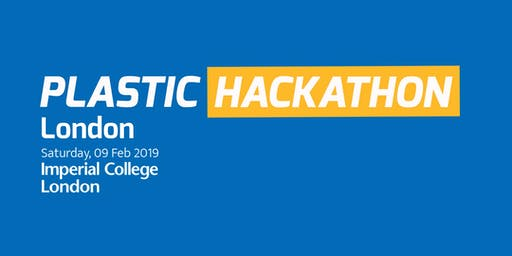 Plastic Hackathon 2019