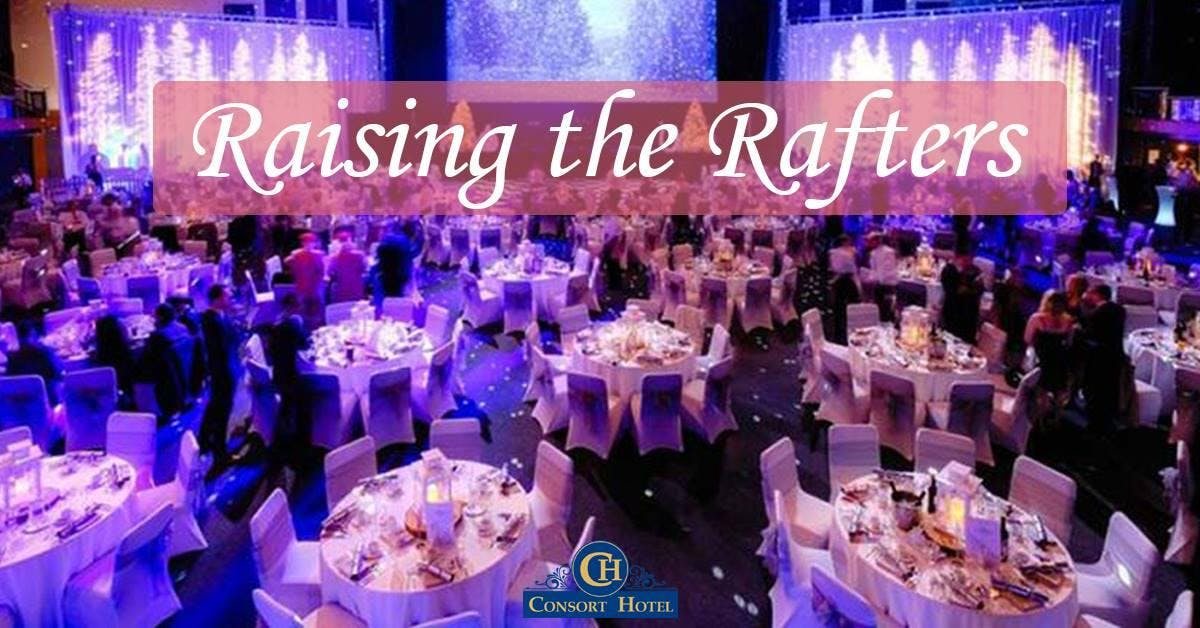 Raising the Rafters - Tribute Christmas Party