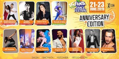 15th Fanta Dance Festival 21-23 June 2019 - ANNIVERSARY EDITION