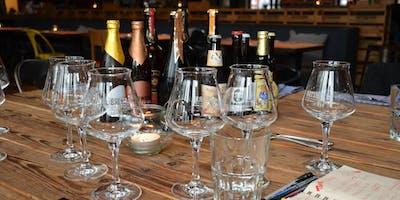 """Craft Beer Tasting / Craftbier-Verkostung (inkl. \""""Food-Pairing\"""")"""