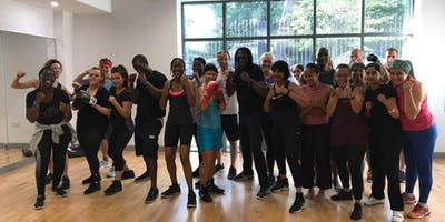 Weekly Thaiercise classes mix of Thai Boxing and
