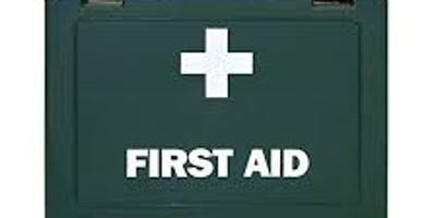 Paediatric & Outdoor First Aid supporting L3 Forest School July 2019
