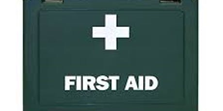 Paediatric & Outdoor First Aid supporting L3 Forest School July 2019 tickets