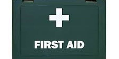 Paediatric & Outdoor First Aid supporting L3 Forest School October 2019 tickets