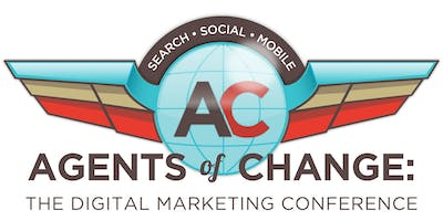 Agents of Change Digital Marketing Conference 2019 #aoc2019