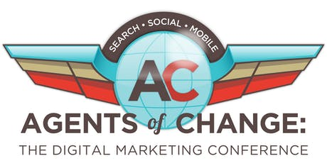 Agents of Change Digital Marketing Conference 2019 #aoc2019 tickets